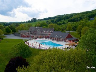 Quechee Lakes Golf and Ski Condo; COUNTRY CLUB LIFE!