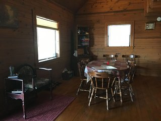 Newly installed wifi/Hiking /Elk Nearby - Comfortable /cozy!! BBQ /Picnic Table