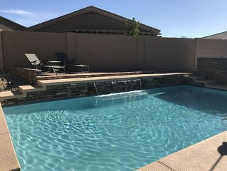 Beautiful,  Relaxing Home In Estrella Mountain Ranch with heated pool