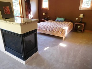 2 BR Master wing in a Soquel hideaway