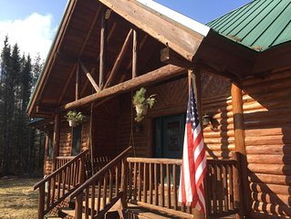 Dream Log Cabin on Big Creek
