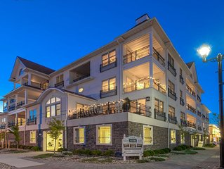 Luxury Condo - 1 Block from the Beach & Boardwalk!