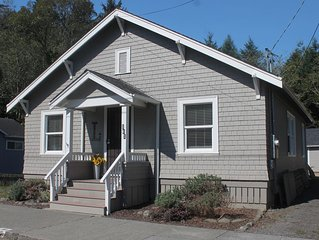 (New Listing) Francis Creek Retreat.  Sunny Main Street home.