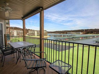 Cedar Glen 2 bedroom with boat dock and ramp