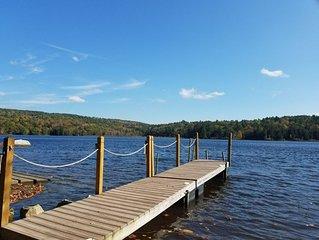 Cozy Lakefront Cabin on Pristine Lake