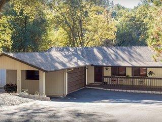 YOSEMITE/MOUNTAIN GETAWAY - one story house in Pine Mtn Lake/Groveland, sleeps 6