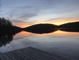 Beautiful Haliburton cottage on quiet lake!