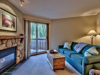 Prime Ski In / Ski Out Condo in the Heart of Sun Peaks Village