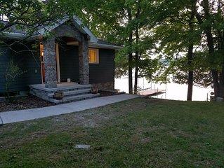 Three Bedroom Cottage on Chicaugon Lake