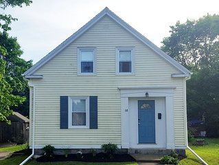 Pendleton Place: comfort and charm just steps from downtown Rockland.