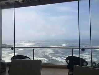 Ocean views from every room! Easy to book and check in