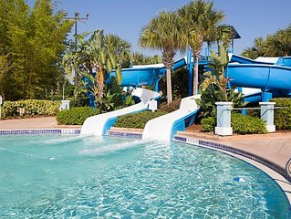 Fountains Resort Orlando-near Disney & Universal - fun for all ages!!! (Room 1)
