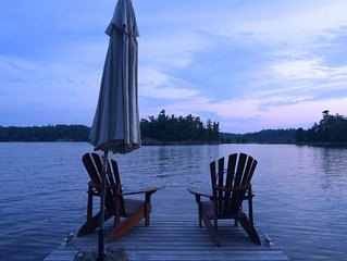 The Modern Cottage - Georgian Bay - Luxury Waterfront Retreat - 24 Acres
