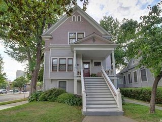 Historic Home Walking Distance To Downtown Sacramento And Attractions