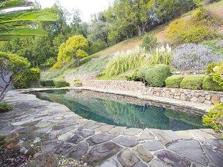 Tam View Private Retreat - Pool, Hot Tub, Steam & Sauna (1.5 acres)
