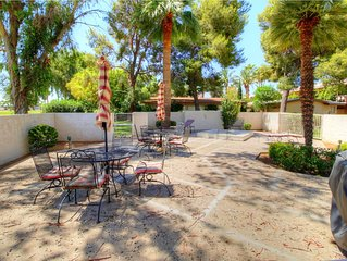 Fully Remodeled and Furnished Condo on the Arizona Golf Resort