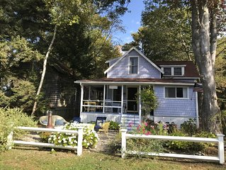 CoSea Cottage, Peaks Island - the way vacation life should be!