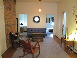 Two Bedroom Apartment, Bedford Ave and Grand St First stop L train Williamsburg