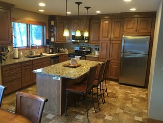 Beautiful 3 bed 4 bath home on the golf course in convenient EagleVail