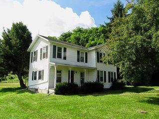 Finger Lakes Farm House