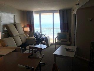 Ocean Front 2 BR 2 BA, 4/19/19 (Fri) to 4/26/19 (Fri),  Room 1503,