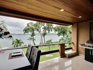 Beachfront 3 Bedrooms 3 Baths New Condo Flamingo Costa Rica King Size Beds