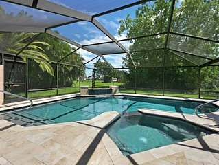 33% OFF! -SWFL Rentals - Villa Milano - Beautiful Newly Rennovated Pool Home in