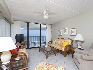 2 bedroom/2 bath beachfront condo - 1004