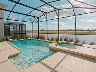 Storey Lake Pool&Spa Home only 15 mins from Disney