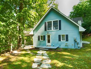 Cute mountain cottage in the heart of Valle Crucis