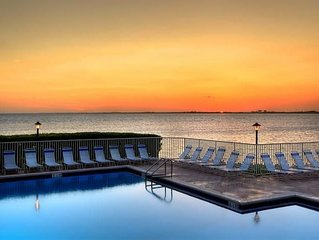 Tampa Suites on the Bay One Bedroom Bay View Newly Listed Florida Waterfront Res