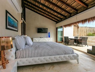 Stunning jungle-Style Penthouse for 14 ppl in ARTIA *Aldea Zama