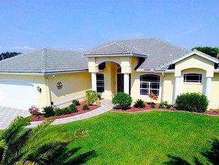 Wischis Florida Vacation Home - Golden Summer