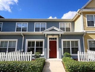 Spacious 3 Bedroom Town Home in a Gated Community With Club House and Recreation