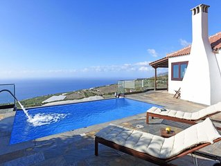 Villa Vista Mar en Tijarafe