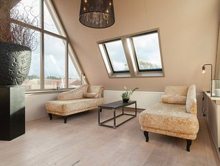 Modern Apartment in Egmond aan Zee with Beach Near