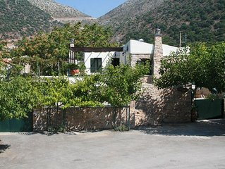 Traditional Villa, Private Pool, Family Atmosphere