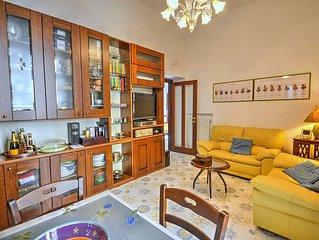 Casa Mistral: Un elegante ed accogliente appartamento situato nel centro di Sale
