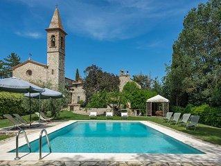 Casale la Canonica, Castellina in Chianti, Siena