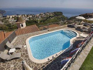 Villa Laila A: Un gradevole e spazioso appartamento rivolto al sole e al mare.