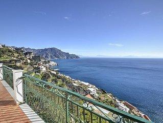 Casa Annabella: Un luminoso e solare appartamento rivolto al sole e al mare.