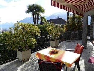 Ferienwohnung Ascona für 2 - 3 Personen - Ferienwohnung