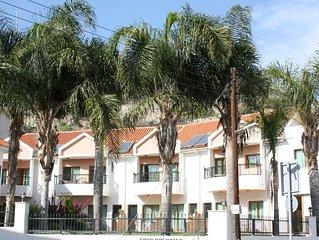 Wohnung in schöner Ferienanlage mit Pool direkt am Strand, Wifi | Limmassol, Zyp