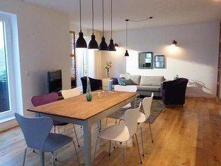 Ferienwohnung Eckernforde fur 4 Personen mit 2 Schlafzimmern - Penthouse-Ferienw