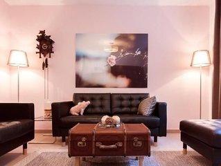 Ferienwohnung Saarbrucken fur 2 - 4 Personen mit 2 Schlafzimmern - Ferienwohnung