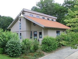 Ferienhaus Waldmünchen Ta2 70qm bis 6Pers (14a) WLAN und Erlebnisbadnutzung inkl