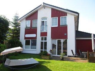 Ferienwohnung Fehmarn für 1 - 4 Personen mit 2 Schlafzimmern - Ferienwohnung in