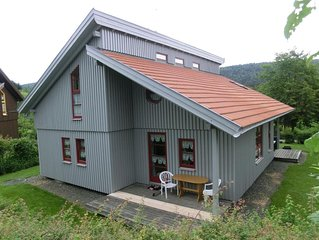 Ferienhaus Waldmünchen Ta2 70qm bis 6 Pers (10a) WLAN und Erlebnisbadnutzung ink