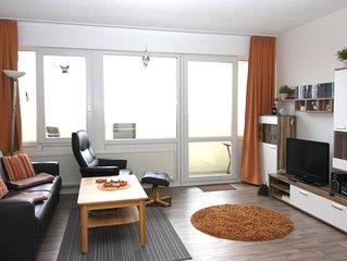 Ferienwohnung K1414  für 2-4 Personen mit Ostseeblick
