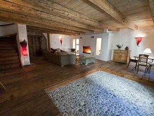 Ferienhaus Scuol fur 2 - 8 Personen mit 4 Schlafzimmern - Ferienhaus